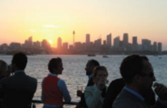 Harbour Cruise © German-Australian Chamber of Industry and Commerce