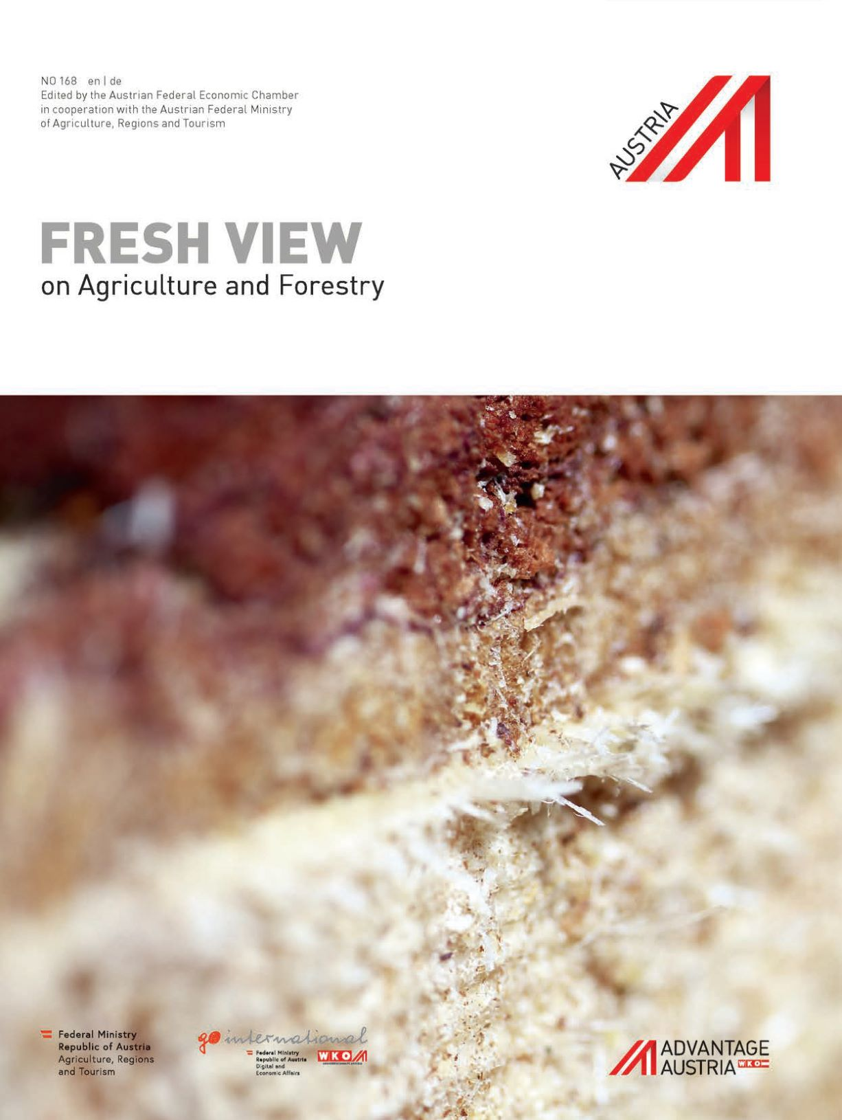 No. 168, Agriculture and Forestry, en | de