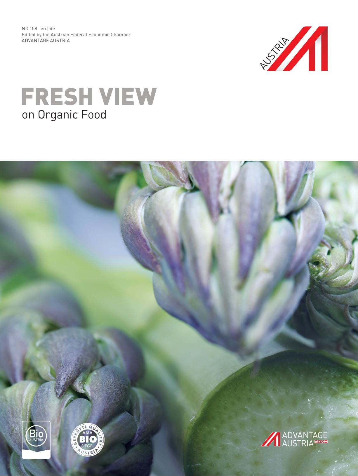 No. 158, Fresh View, Organic Food, en | de