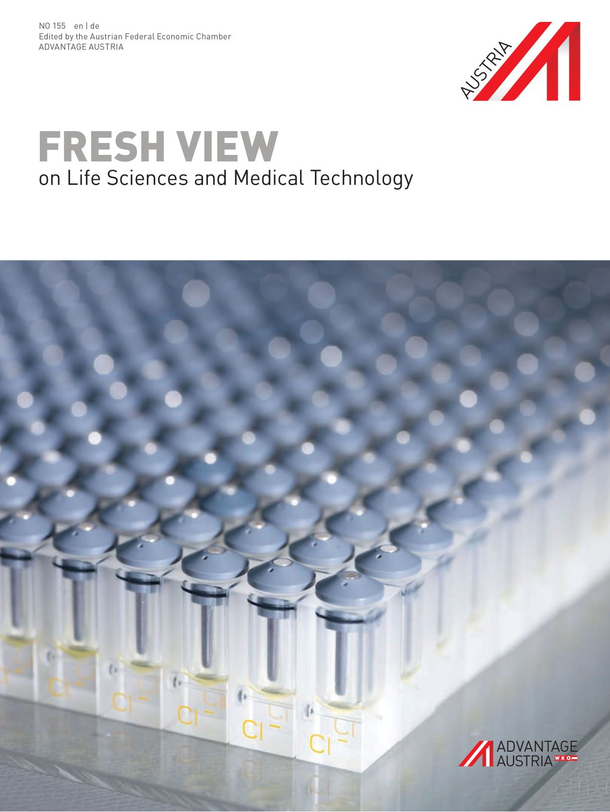 No. 155, Fresh View, Life Sciences and Medical Technology, en | de
