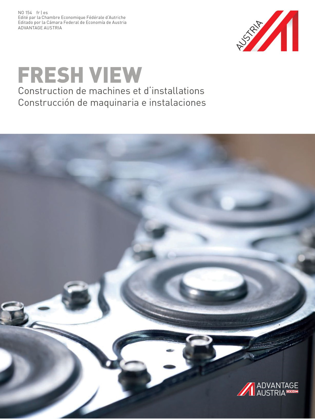 No. 154, Fresh View, Machinery and Plant Construction, es | fr