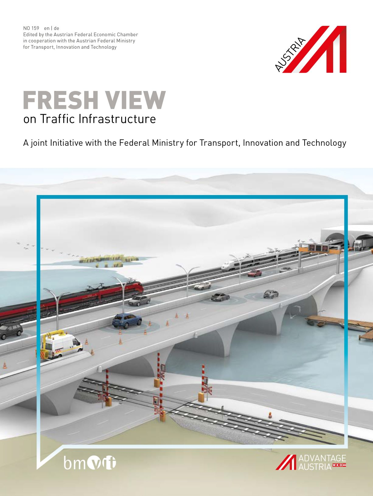 No. 159, Fresh View, Traffic Infrastructure, en | de
