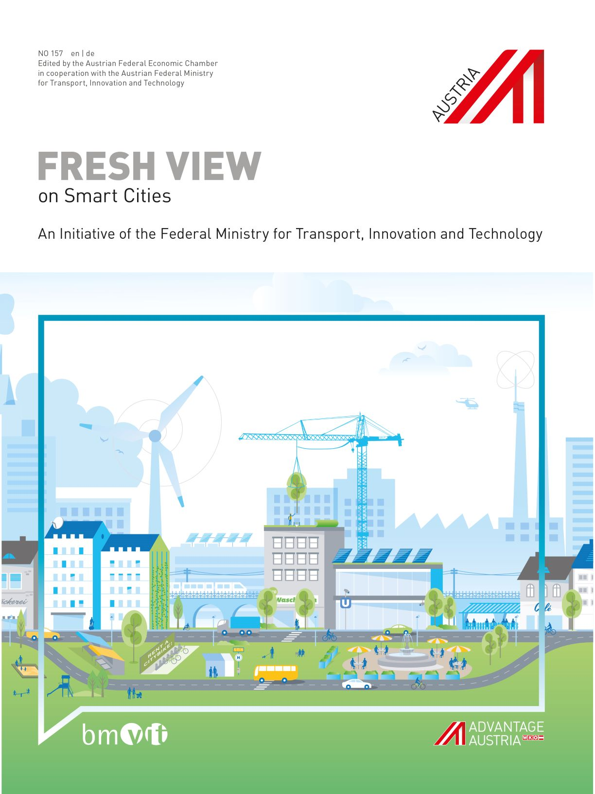 No. 157, Fresh View, Smart Cities, en | de