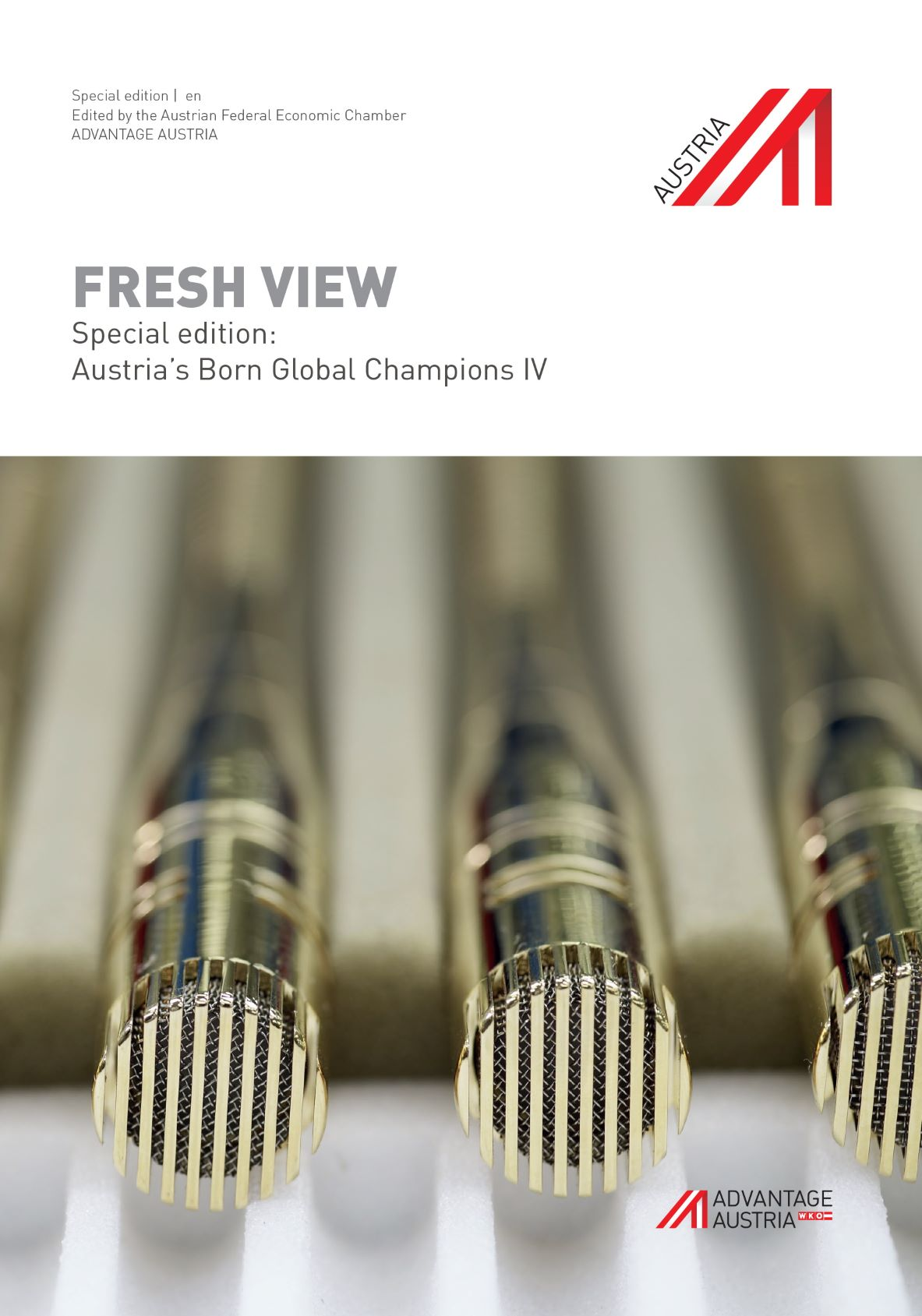 Austria's Born Global Champions IV | en